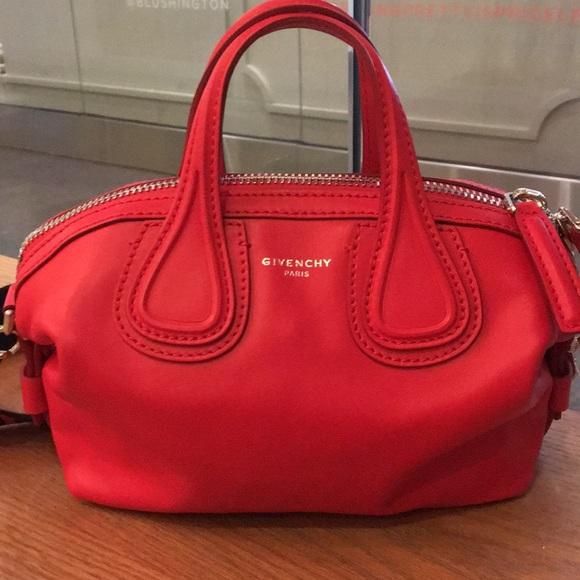 Givenchy Handbags - Givenchy Paris 2017 medium nightingale bag 92845b7da5ee9